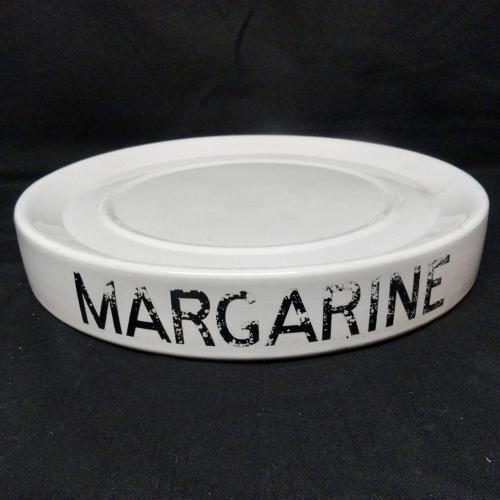 English Ironstone Margarine Dairy Shop Display Stand