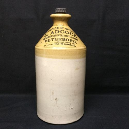 1911 ~ Ginger Beer Stoneware ~ Botanical Brew Beer